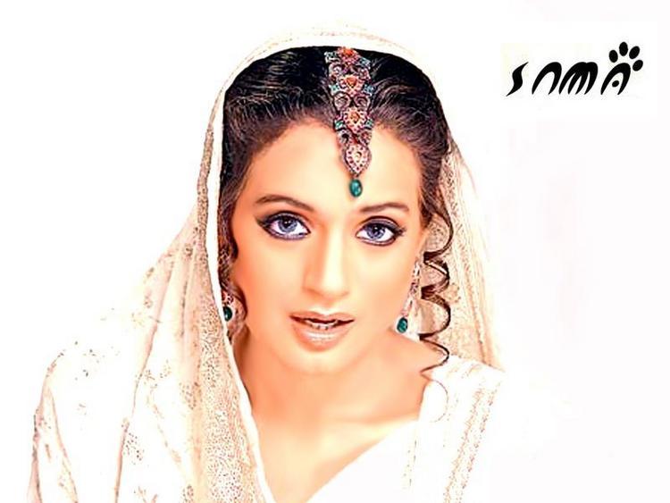 Amisha Patel - A Potrait