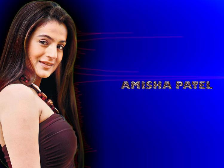 Amisha Patel - Beautiful Smile