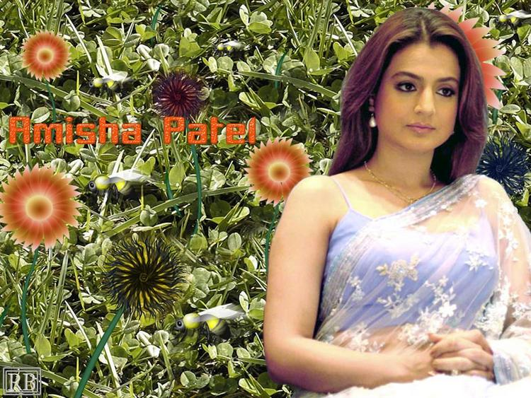 Amisha Patel - A serious Look