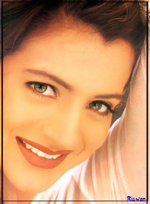 Beautiful Amisha Patel - Another Angle