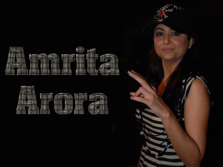 Amrita Arora Sexy Photo