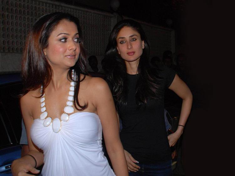 Amrita Arora With Kareena Kapoor