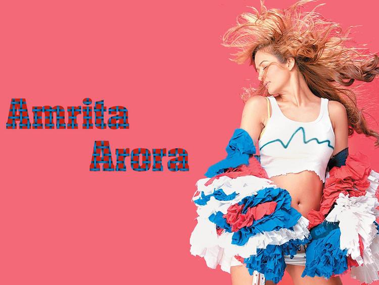 Amrita Arora hot Wallpaper