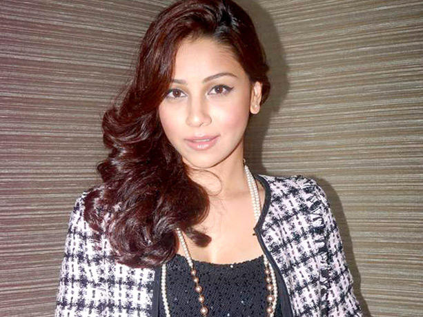 Amrita Puri Glamour Still At Blood Money Promotional Event