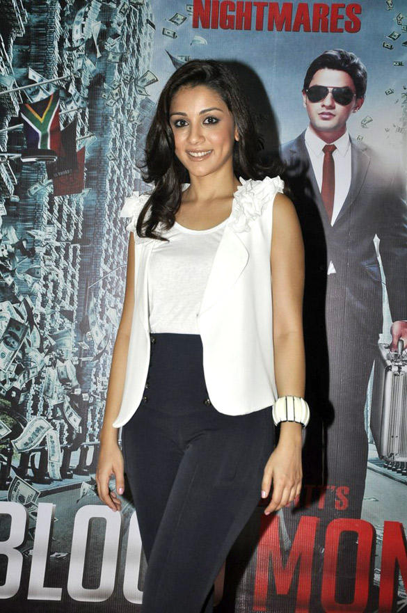 Amrita Puri at R City Mall For Blood Money Promotion