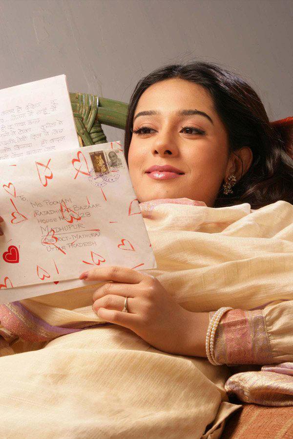 Amrita Rao Sizzling Romantic Face Still