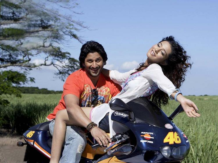 Amrita Rao with Arshad Warsi Hot Still