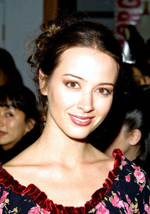 Amy Acker Cute Face Photo