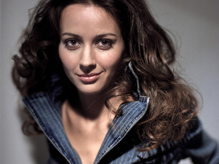 Amy Acker Cute Sweet Face Still
