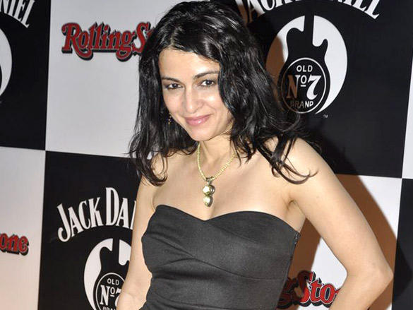 Anaida at Jack Daniel Rollingstone Rock Awards in Mehboob on 24th Feb 2012