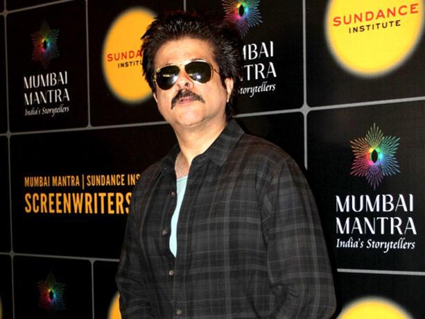 Anil Kapoor At  Mumbai Mantra Sundance Institute Screenwriters Lab