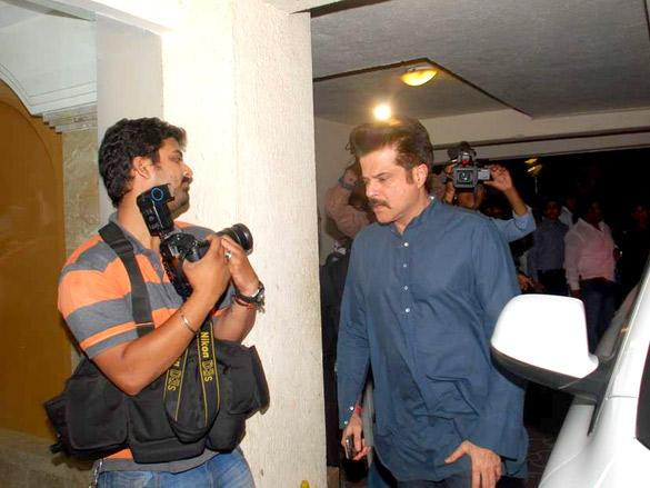 Anil Kapoor Pays Tribute To Mona Kapoor