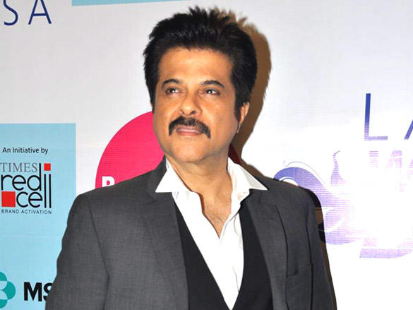 Anil Kapoor at  Lavasa Women's Drive Awards 2012