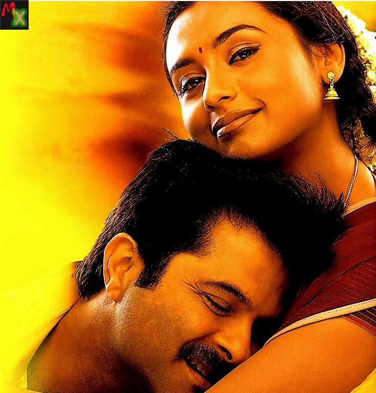 Anil and Rani in Nayak