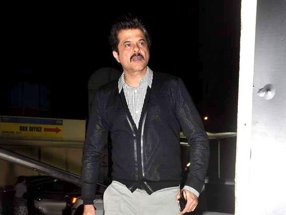 Anil kapoor at Chaar Din Ki Chandni Special Screening
