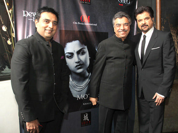 Anil kapoor launches Khalid Mohamed book Two Stories and Other Stories