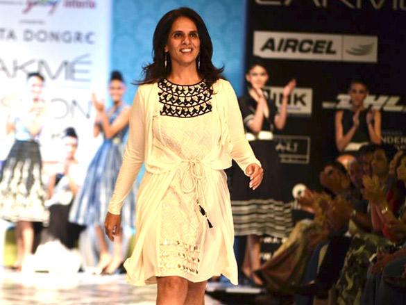 Anita Dongre at Lakme Fashion Week  Day 3