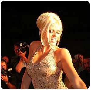 Anna Nicole Smith Latest Gorgeous Hot Still