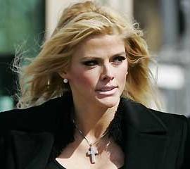 Anna Nicole Smith Sexy Face Picture