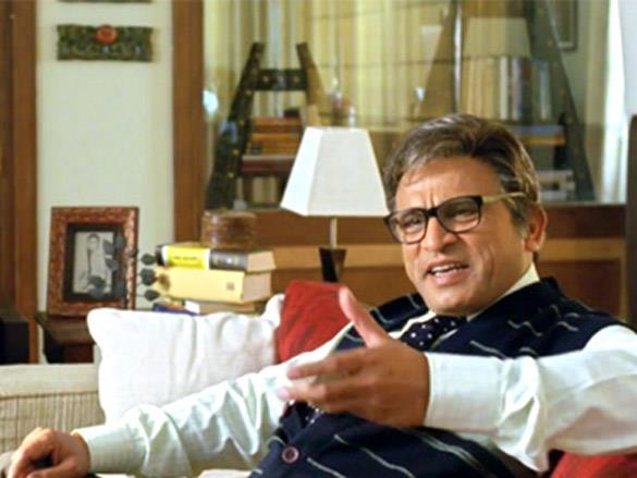 Annu Kapoor Latest Still From Vicky Donor