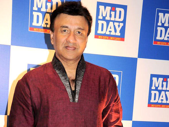 Anu Malik at Launch of Mid-Day Mumbai Anthem