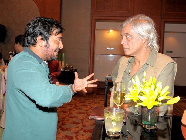 Anurag Kashyap Attend Mumbai Mantra Sundance Institute Screenwriters Lab