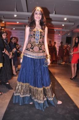 Anushka Sharma Walks At Ritu Kumar's Store Launch
