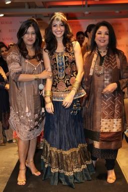 Anushka Sharma at launch of Ritu Kumar's Flagship Store