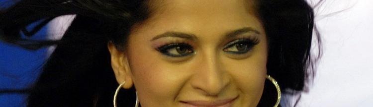 Anushka Shetty Gorgeous Face Look