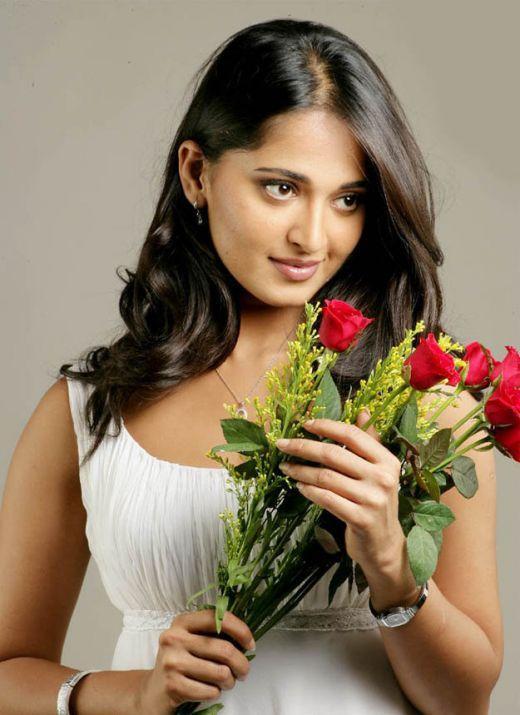 Anushka Shetty Nice Beauty Still