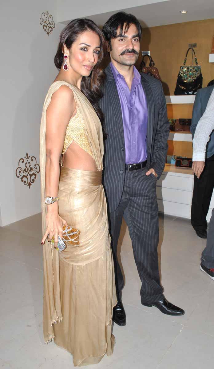 Arbaaz Khan and Malaika Arora Latest Still