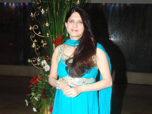 Archana Joglekar at 'Married 2 America' Music Launch