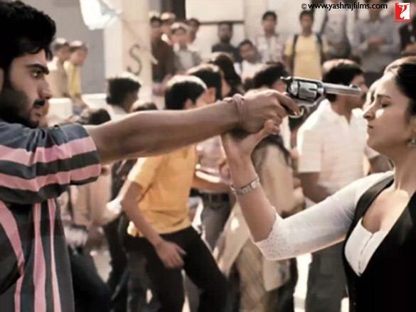 Arjun Kapoor,Parineeti Chopra Fight Still in Ishaqzaade