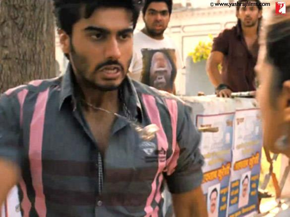 Arjun Kapoor Angry Still in Ishaqzaade
