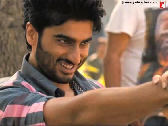 Arjun Kapoor Sexy Smile Pic In Ishaqzaade