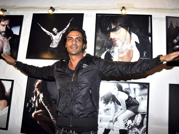 Arjun Rampal at Dabboo Ratnani's 2012 Calendar Launch