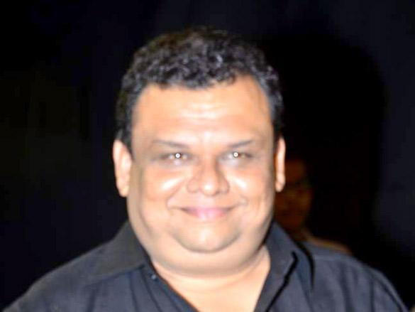 Atul Parchure at Gujarati Film and TV Awards