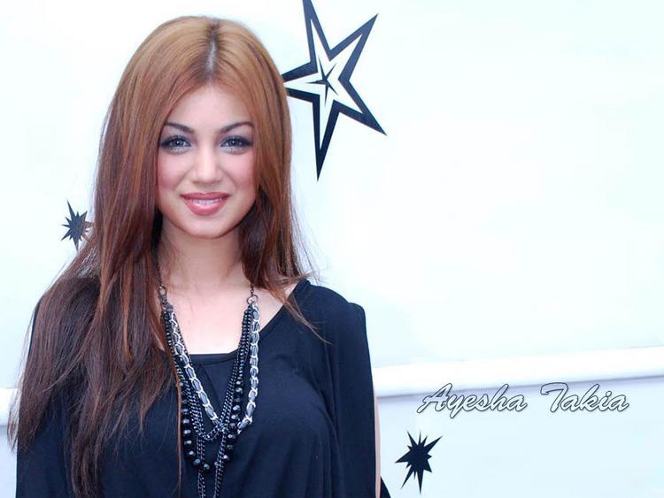 Ayesha Takia With star
