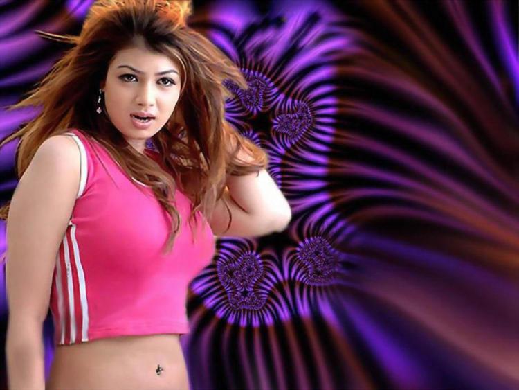 Ayesha Takia Hottest Face Wallpaper