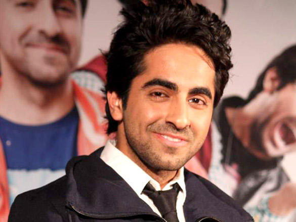 Ayushman Khurana at First Look Launch of Vicky Donor