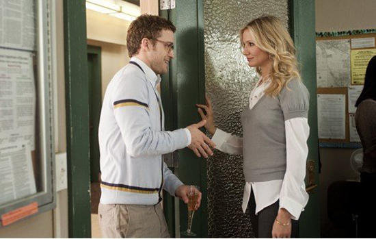 Bad Teacher Movie Cameron Diaz John Michael Higgins Photo