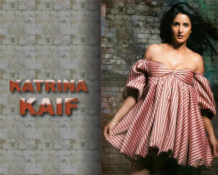 Beautiful Actress Katrina Kaif Wallpaper