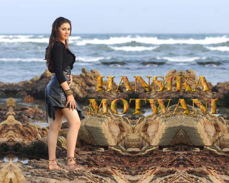 Beautiful Hansika Motwani Latest Still