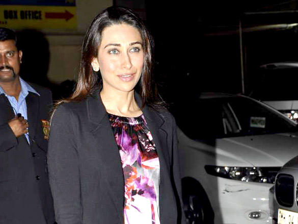 Beautiful Kareena Kapoor at Agent Vinod Screening at PVR
