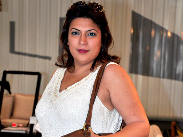 Beenu Bawa at  launch of Jade Jagger's latest jewellery collection