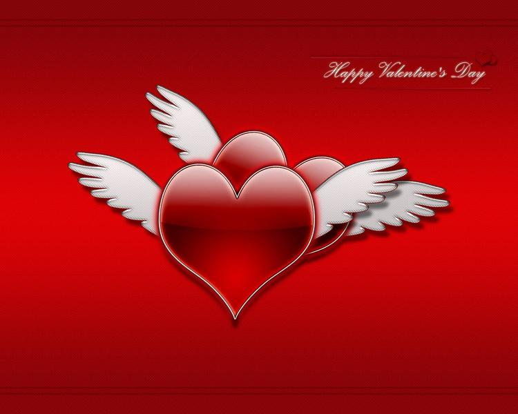 Best Valentines Day 2012 Greeting Card