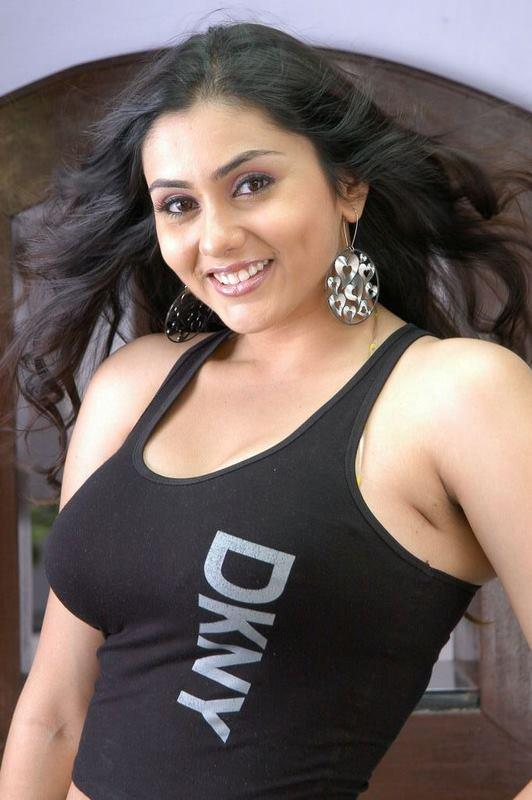 Bhagavan MLA Namitha Sexy Face Sweet Smile Pic