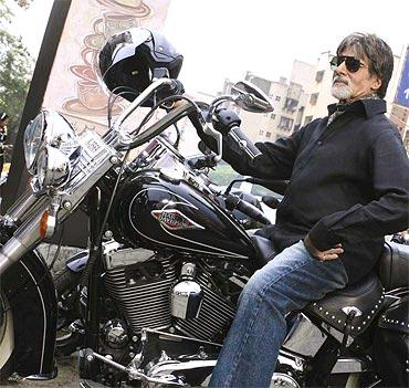 Macho Big B