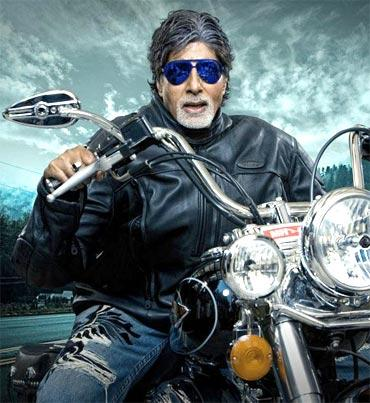 Big B on Bike