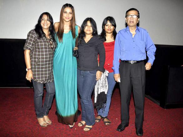 Bipasha Basu 33 Birthday at PVR